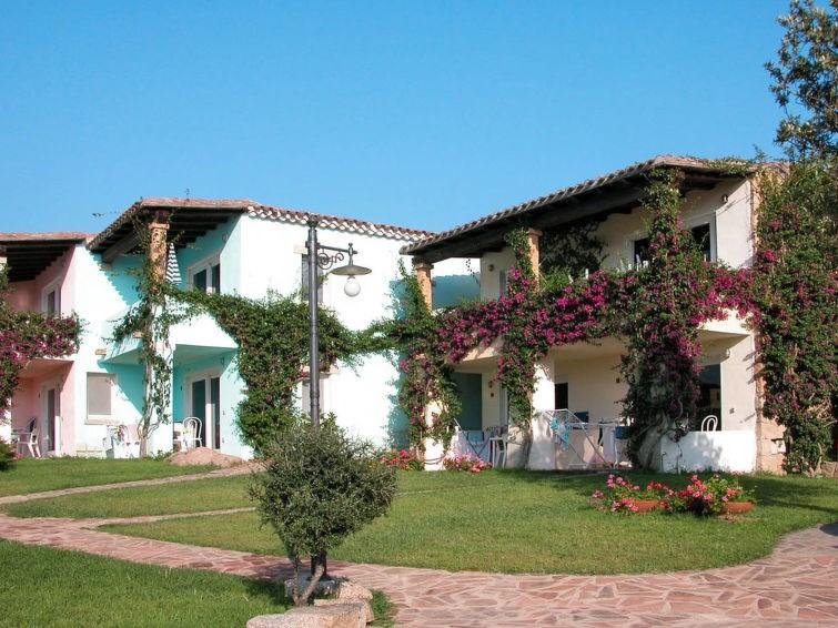 Appartement pour 6 à Porto Rotondo