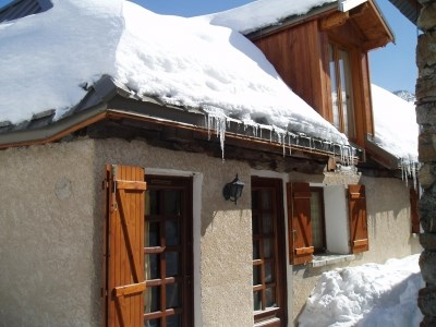 Holiday rentals Crévoux - Cottage - 10 persons - BBQ - Photo N° 1
