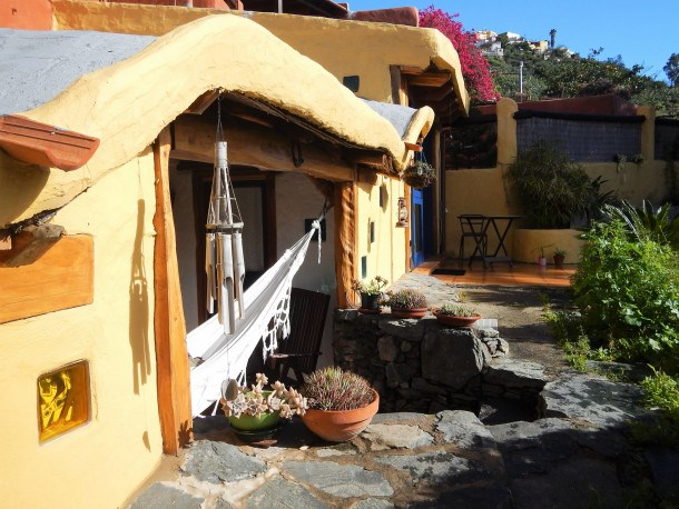 Location vacances Santa Brígida -  Maison - 3 personnes - Barbecue - Photo N° 1
