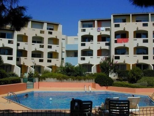 Location vacances Agde -  Appartement - 5 personnes - Chaise longue - Photo N° 1