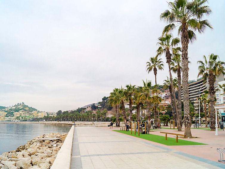 Appartement pour 5 personnes à Málaga
