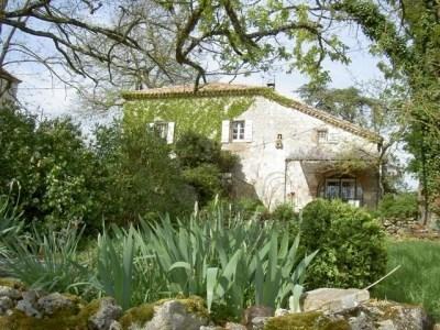 Gite du Domaine de Gros, 3 epis - Saint-Nazaire-de-Valentane