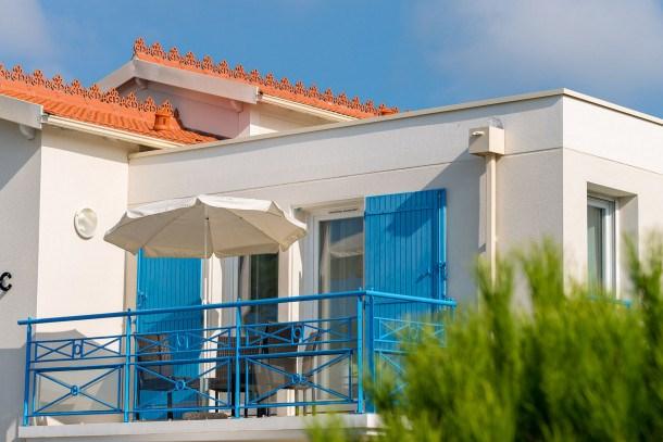 Location vacances Saint-Palais-sur-Mer -  Appartement - 6 personnes - Balcon - Photo N° 1