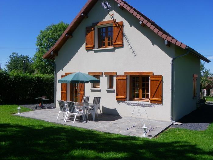 Location vacances Cisternes-la-Forêt -  Maison - 5 personnes - Barbecue - Photo N° 1