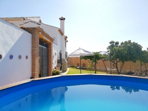 Location vacances Antequera -  Maison - 15 personnes - Barbecue - Photo N° 1