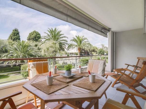 Location vacances Cannes -  Appartement - 4 personnes - Terrasse - Photo N° 1