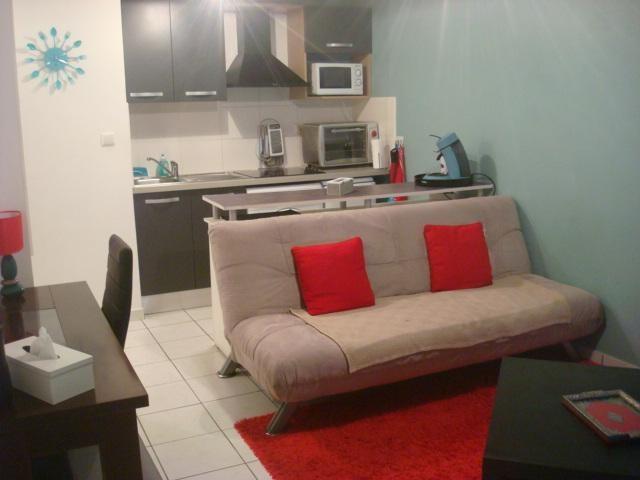 Location vacances Saint-Denis -  Appartement - 3 personnes - Câble / satellite - Photo N° 1