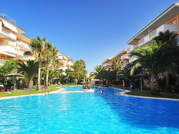 Location vacances Jávea/Xàbia -  Appartement - 4 personnes - Table de ping-pong - Photo N° 1
