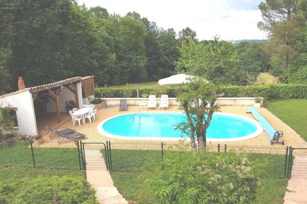Location vacances Belvès -  Maison - 6 personnes - Barbecue - Photo N° 1