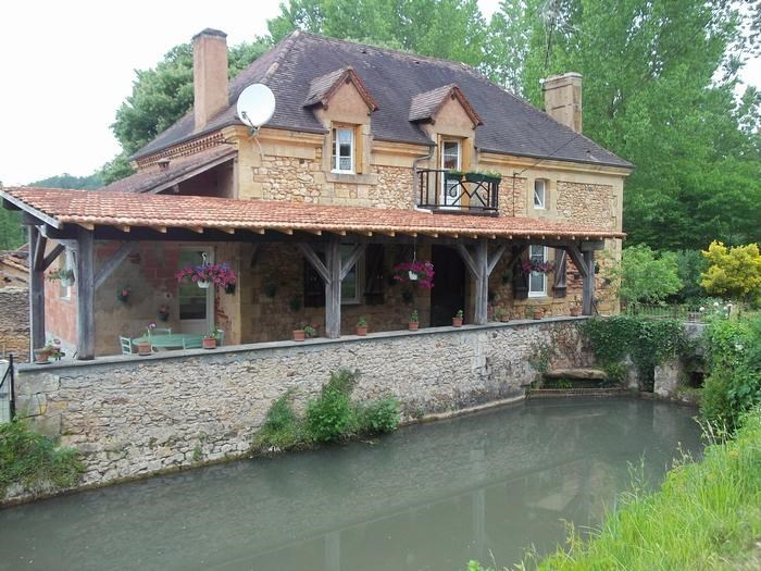 Moulin pour 12 pers. avec internet, Belvès