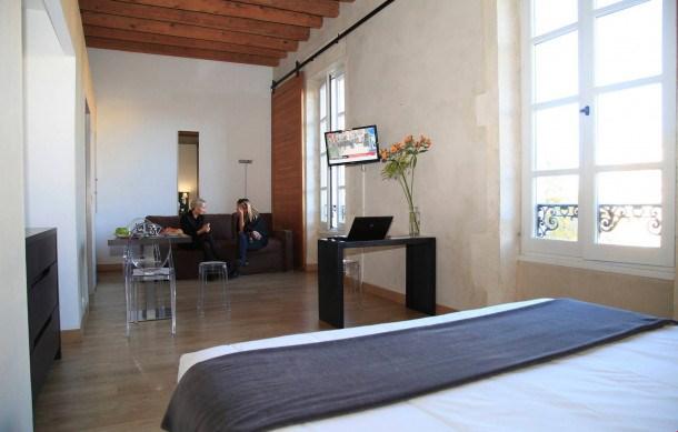 Location vacances Nîmes -  Appartement - 3 personnes - Congélateur - Photo N° 1