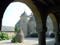 Chambre en Manoir Normand Presqu'île du Cotentin - Tamerville