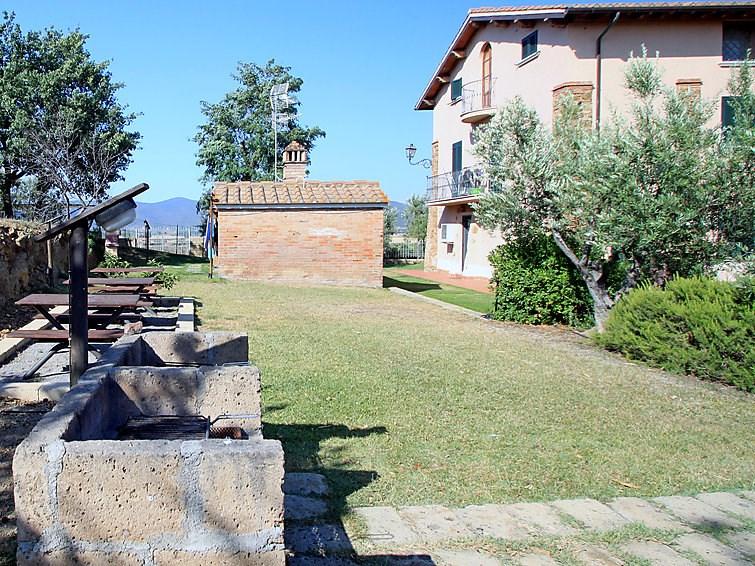Appartement pour 3 personnes à Castiglione della Pescaia