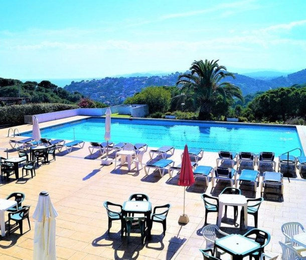 Location vacances Lloret de Mar -  Maison - 4 personnes - Barbecue - Photo N° 1