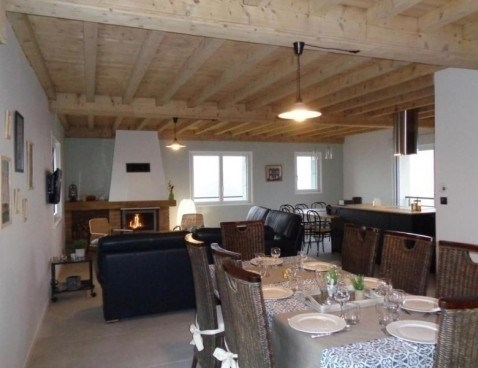 Location vacances Saint-Just-Saint-Rambert -  Maison - 8 personnes - Barbecue - Photo N° 1