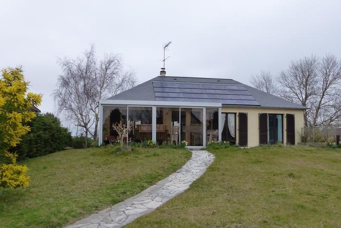 Location vacances Bréhal -  Maison - 9 personnes - Barbecue - Photo N° 1