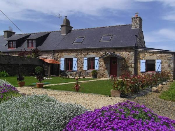 Holiday rentals Pleumeur-Gautier - House - 3 persons - BBQ - Photo N° 1