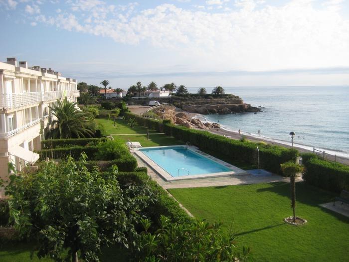 Appartement pour 4 pers. avec piscine, Vinaròs