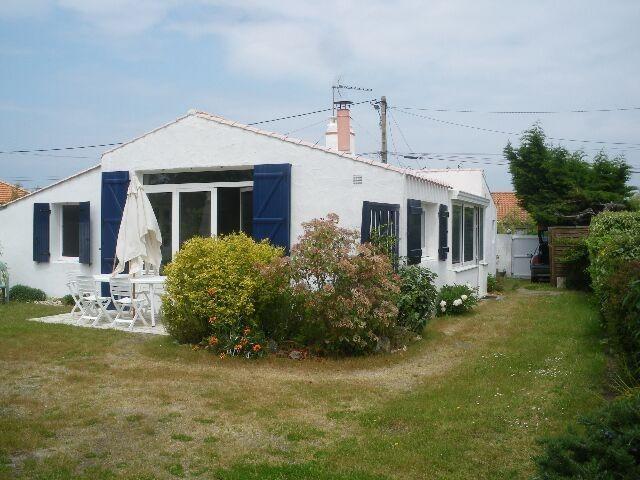 Maison pour 5 pers. avec parking privé, Noirmoutier-en-l'Île