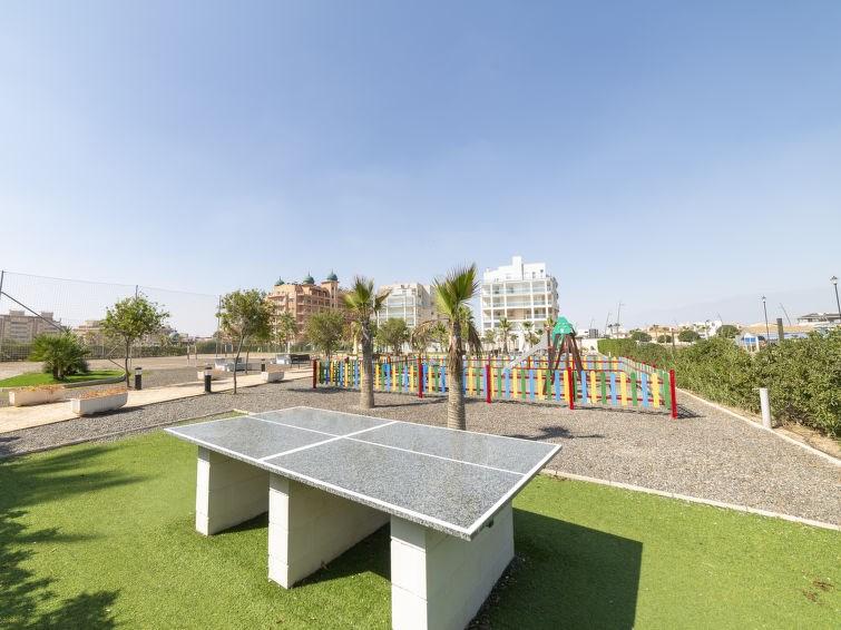 Location vacances Roquetas de Mar -  Appartement - 4 personnes -  - Photo N° 1