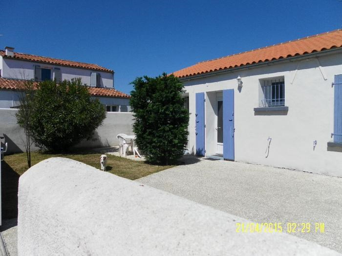 Holiday rentals Saint-Pierre-d'Oléron - House - 5 persons - BBQ - Photo N° 1
