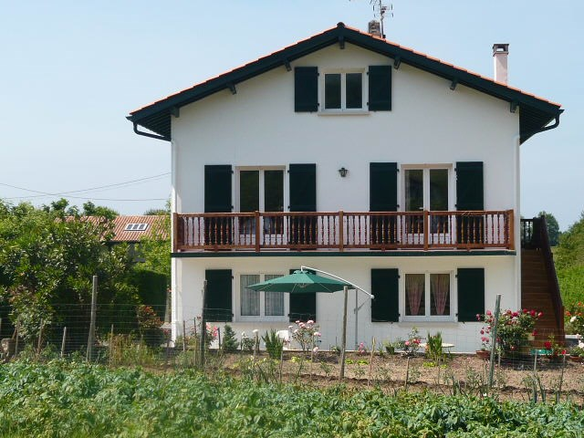 Holiday rentals Ascain - Apartment - 6 persons - BBQ - Photo N° 1