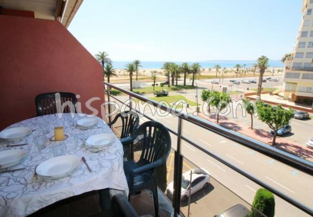 Ferienwohnungen Castelló d'Empúries - Wohnung - 5 Personen - Liegestuhl - Foto Nr. 1