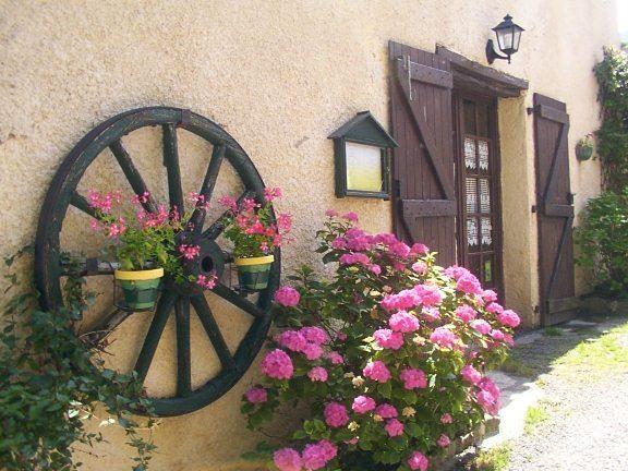 Ferienwohnungen Montségur - Haus - 4 Personen - Grill - Foto Nr. 1