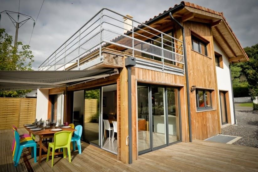 Holiday rentals Tarnos - House - 8 persons - BBQ - Photo N° 1