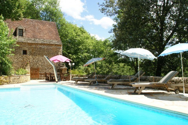 Maison de vacances Besse Micouleaud