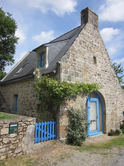 Location vacances Auray -  Maison - 4 personnes - Barbecue - Photo N° 1