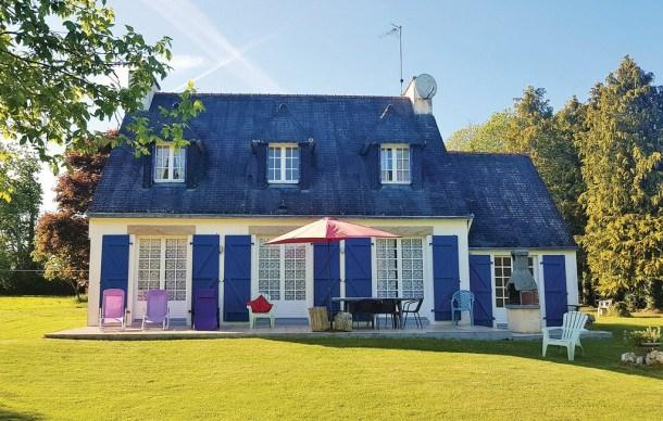 Location vacances Concarneau -  Maison - 9 personnes - Barbecue - Photo N° 1