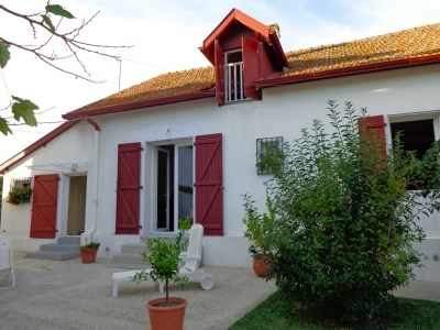 Holiday rentals Boucau - House - 4 persons - BBQ - Photo N° 1