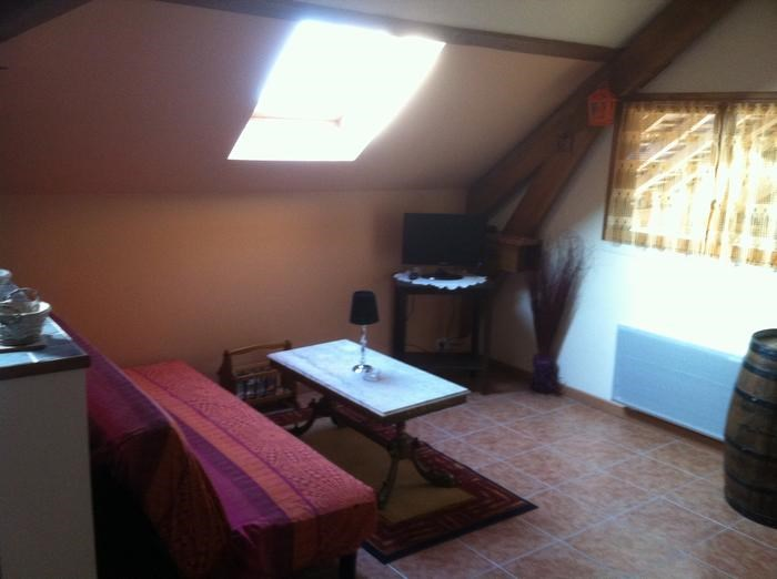 Location vacances Archigny -  Appartement - 2 personnes - Barbecue - Photo N° 1