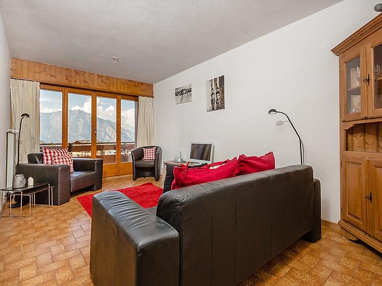 Location vacances Riddes -  Appartement - 5 personnes -  - Photo N° 1