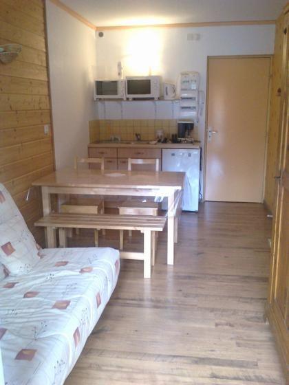 Alquileres de vacaciones Longchaumois - Apartamento - 4 personas - Mueble de jardín - Foto N° 1