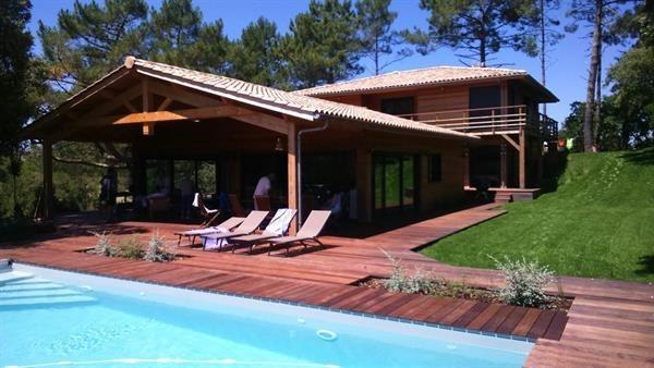 Location vacances Carcans -  Maison - 10 personnes - Terrasse - Photo N° 1