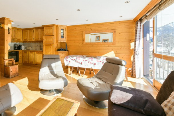 Location vacances Courchevel -  Appartement - 7 personnes - Lecteur DVD - Photo N° 1