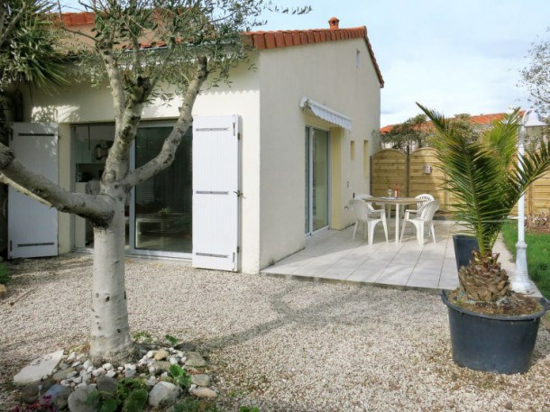 Location vacances Talmont-Saint-Hilaire -  Maison - 4 personnes - Barbecue - Photo N° 1