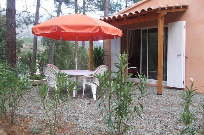 Holiday rentals Zonza - House - 4 persons - BBQ - Photo N° 1
