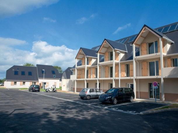 Location vacances Auberville -  Appartement - 4 personnes - Télévision - Photo N° 1