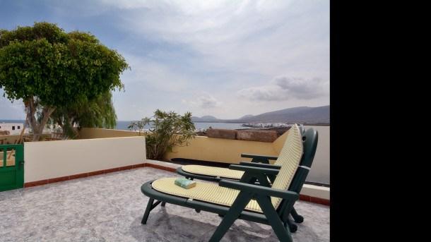 Location vacances Haría -  Appartement - 3 personnes - Télévision - Photo N° 1