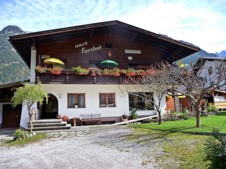 Location vacances Umhausen -  Appartement - 10 personnes -  - Photo N° 1