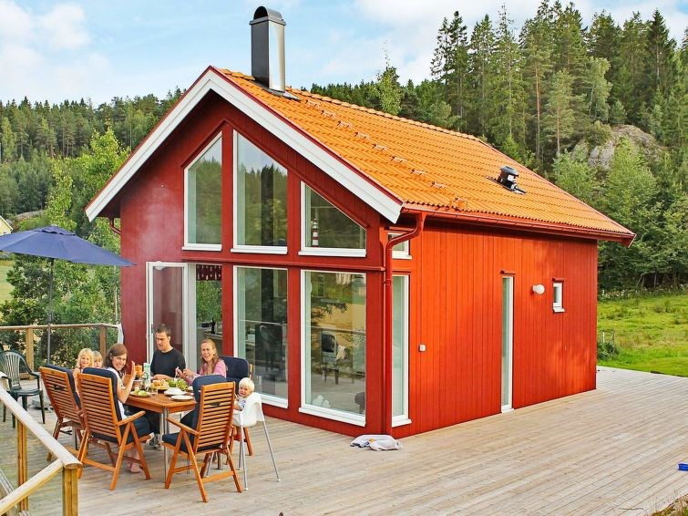 Maison pour 6 à Henån