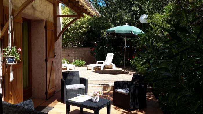 Location vacances Zonza -  Appartement - 4 personnes - Barbecue - Photo N° 1