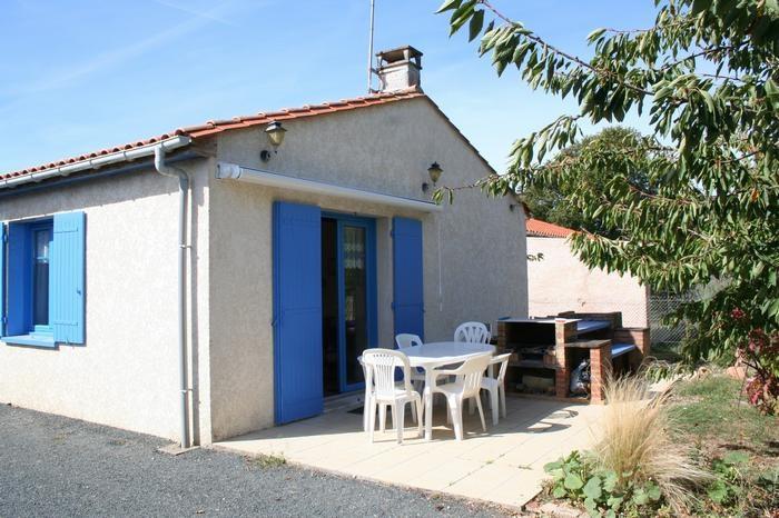 Location vacances Port-des-Barques -  Maison - 5 personnes - Barbecue - Photo N° 1