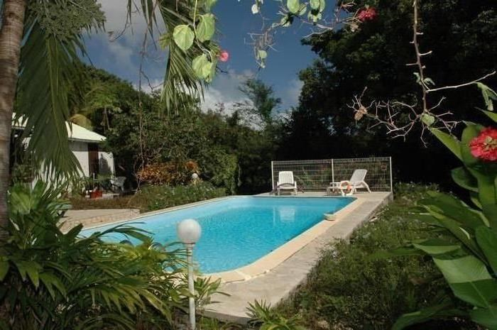 Holiday rentals Saint-François - House - 4 persons - BBQ - Photo N° 1