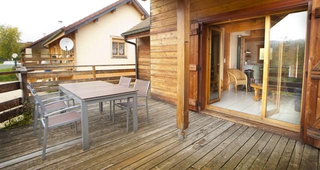 Location vacances Clairvaux-les-Lacs -  Maison - 6 personnes - Barbecue - Photo N° 1