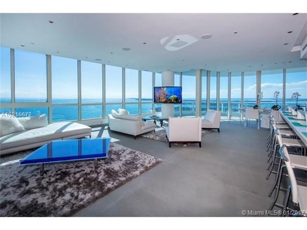 Vente Appartement 7 pièces 309m² Miami Beach