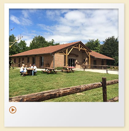 Location vacances Bailleul -  Gite - 76 personnes - Barbecue - Photo N° 1